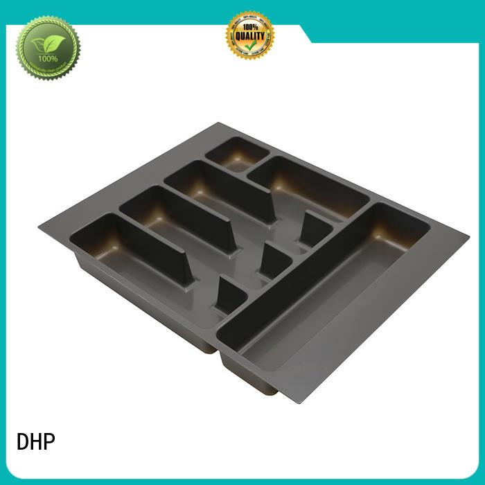 DHP drawer type silverware drawer organizer supplier for housekeeping