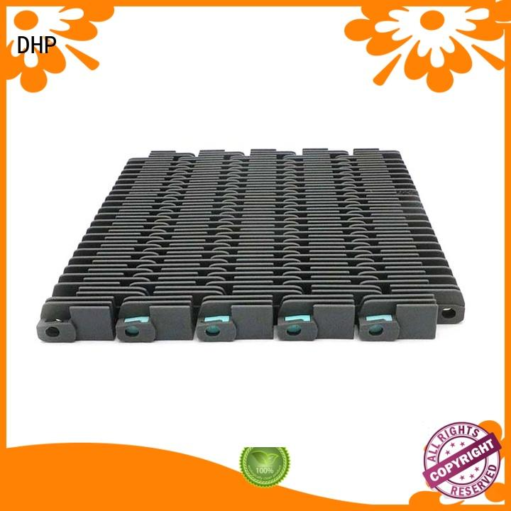 durable plastic conveyor belt pom material factory for PET bottle conveyor