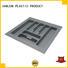 material Custom tray cutlery holder box DHP