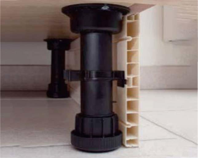 DHP reinforcement base kitchen cabinet legs manufacturer for table