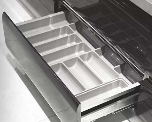 DHP vacuum kitchen drawer inserts design for housekeeping-8