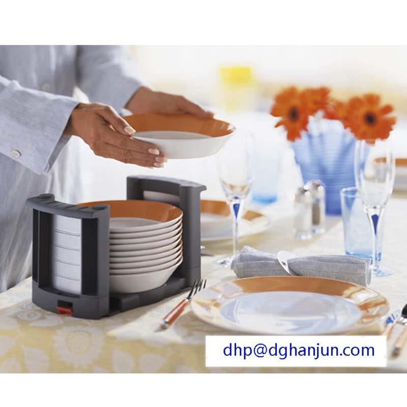 DHP with steel sheet dishrack wholesale for tableware