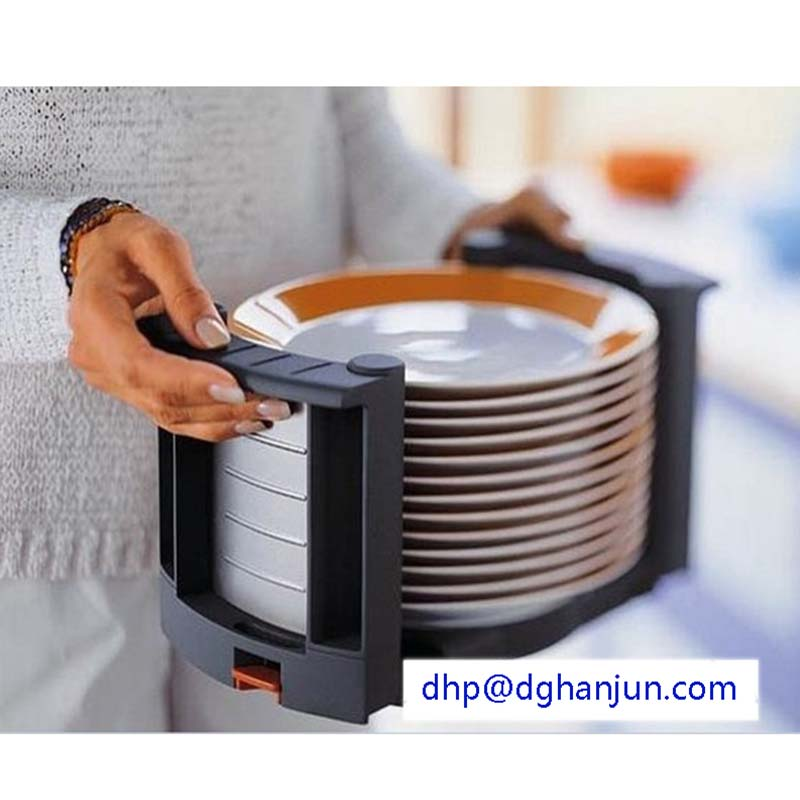 DHP with steel sheet dishrack wholesale for tableware-7
