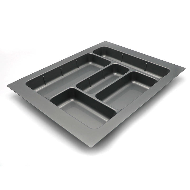 practical silverware drawer organizer smooth surface customized for cabinets