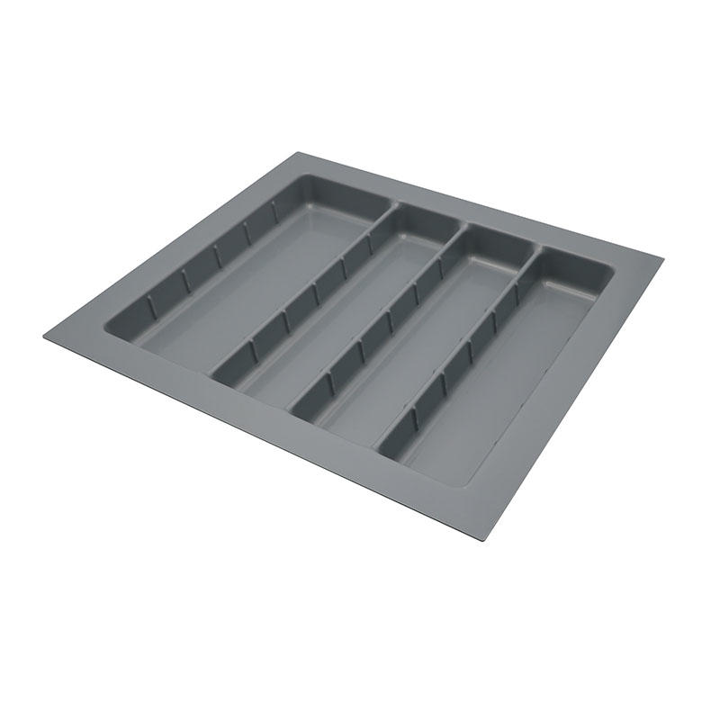 Plastic Receiving Box for Receiving Plate Drawer of Manufacturer's Direct-Selling Knife and Fork Disk HJ-B600