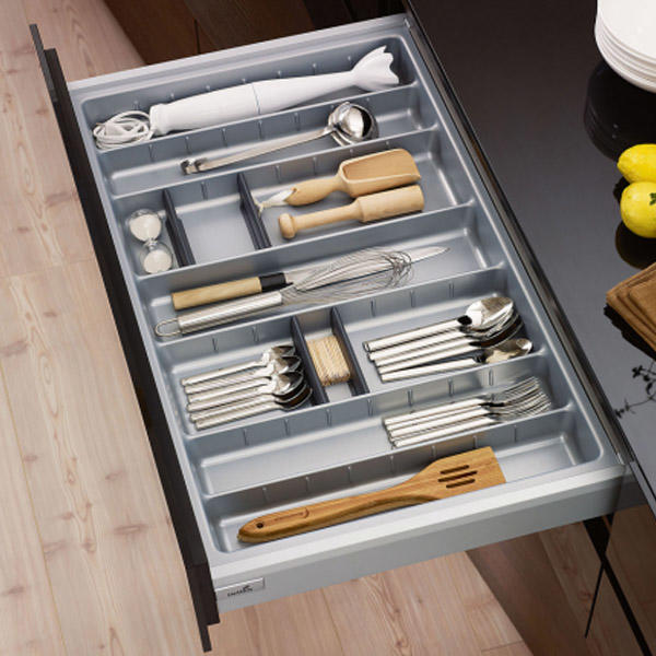 DHP Brand knife material multifunctional cutlery trays for drawers