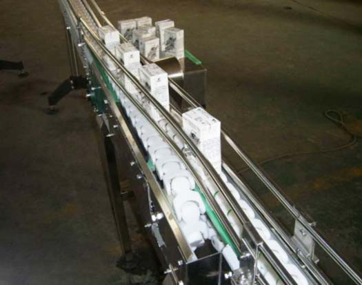 DHP long lasting plastic conveyor chain series for boxes conveyor-6