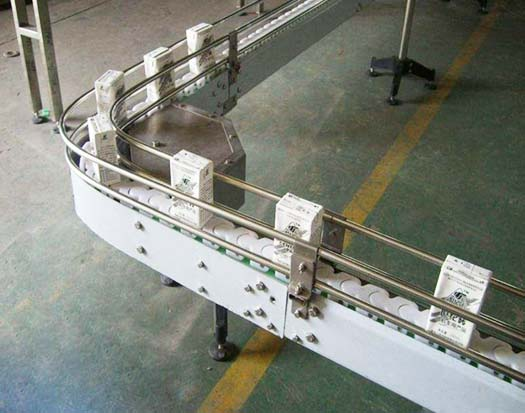 DHP long lasting plastic conveyor chain series for boxes conveyor-8