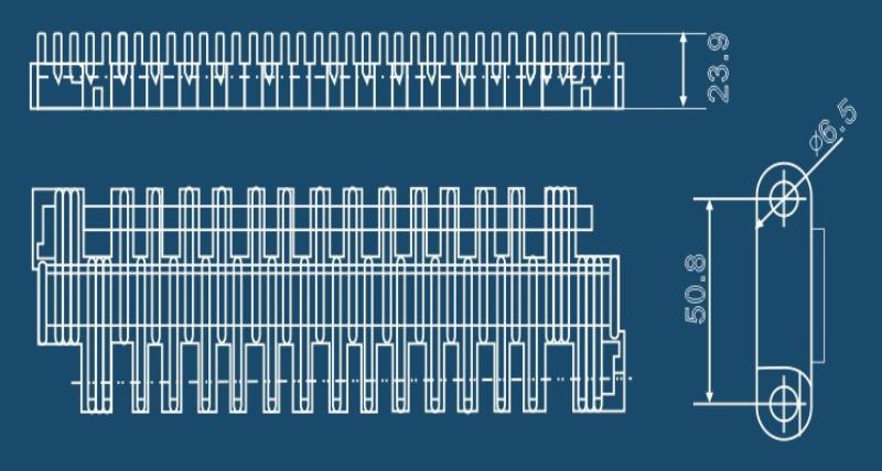 wear resistant modular conveyor belt pom material customized for conveyor machinery-2