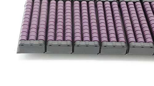 DHP perforated plastic conveyor chain manufacturers factory for conveyor machinery-5