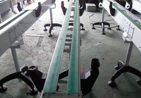 DHP plastic conveyor systems and components design for conveyor machine-7