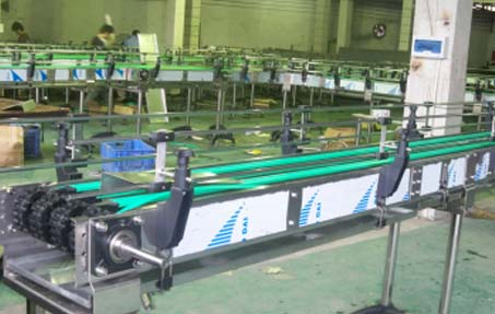 DHP double round conveyor systems and components wholesale for drag chain-8