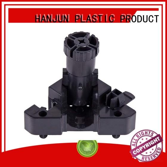 DHP black kitchen unit legs factory direct supply for home