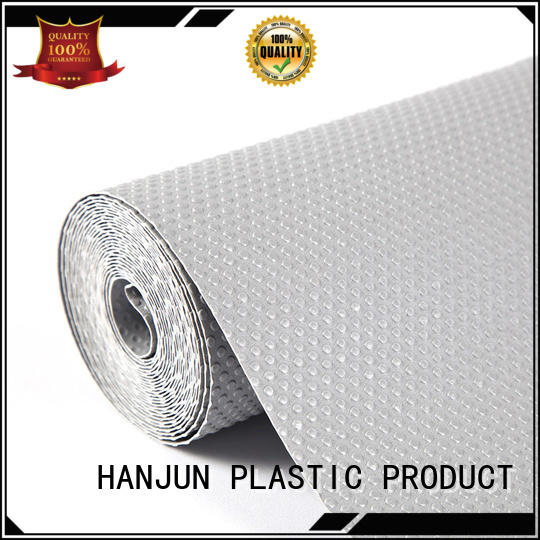 waterproof non slip mat roll pvc wholesale for table