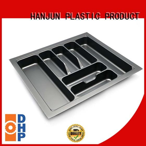 DHP practical cutlery drawer inserts customized for tableware