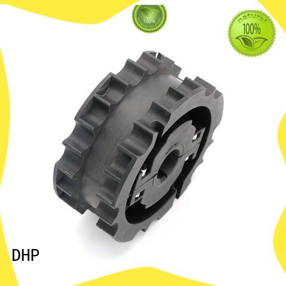 DHP antiskid conveyor system parts design for heavy load transportation