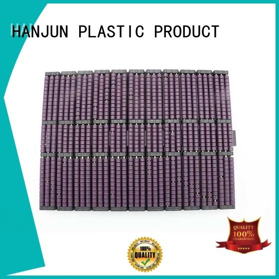 low noise plastic conveyor chain suppliers POM for food conveyor DHP