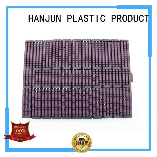 DHP flexible plastic conveyor chain series for boxes conveyor