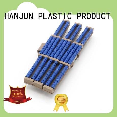 DHP modular conveyor chain suppliers factory for boxes conveyor