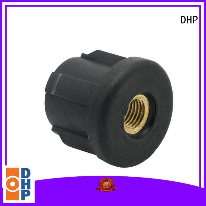 DHP plastic conveyor parts uk customized for heavy load transportation