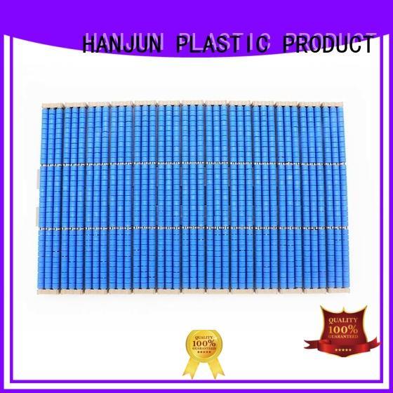 DHP modular plastic conveyor chain factory for conveyor machinery