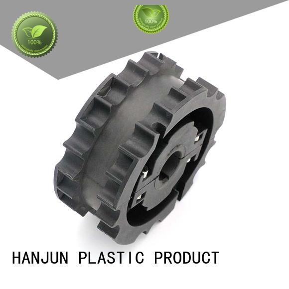 DHP adjustable conveyor components co design for heavy load transportation