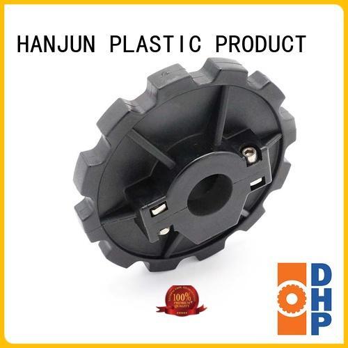 DHP cross gravity conveyor parts design for heavy load transportation