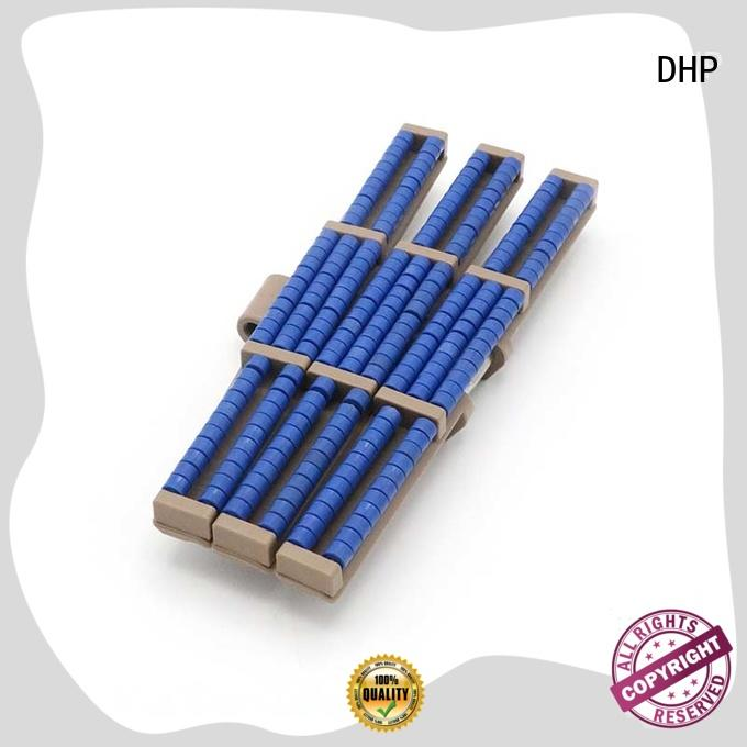 DHP stainless steel conveyor chain manufacturers wholesale for boxes conveyor