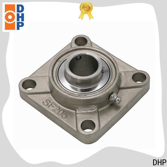 DHP black plastic conveyor components manufacturer for drag chain