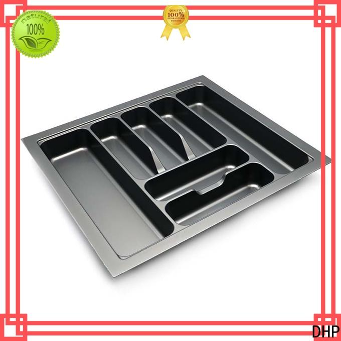 ecofriendly cutlery drawer inserts ABS plastic customized for housekeeping