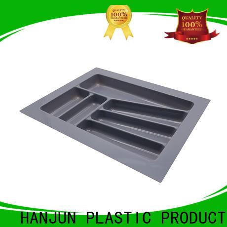 DHP ecofriendly silverware drawer organizer customized for housekeeping