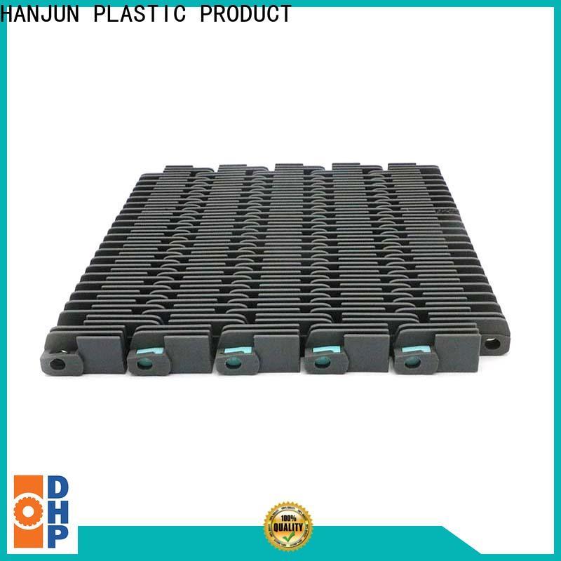 DHP pom material conveyor belt manufacturers factory for PET bottle conveyor