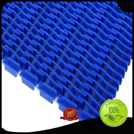 modular conveyor belt system pom material customized for PET bottle conveyor