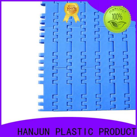 practical plastic conveyor belt pp white factory for PET bottle conveyor