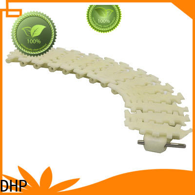 flexible plastic conveyor chain stainless steel manufacturer for boxes conveyor