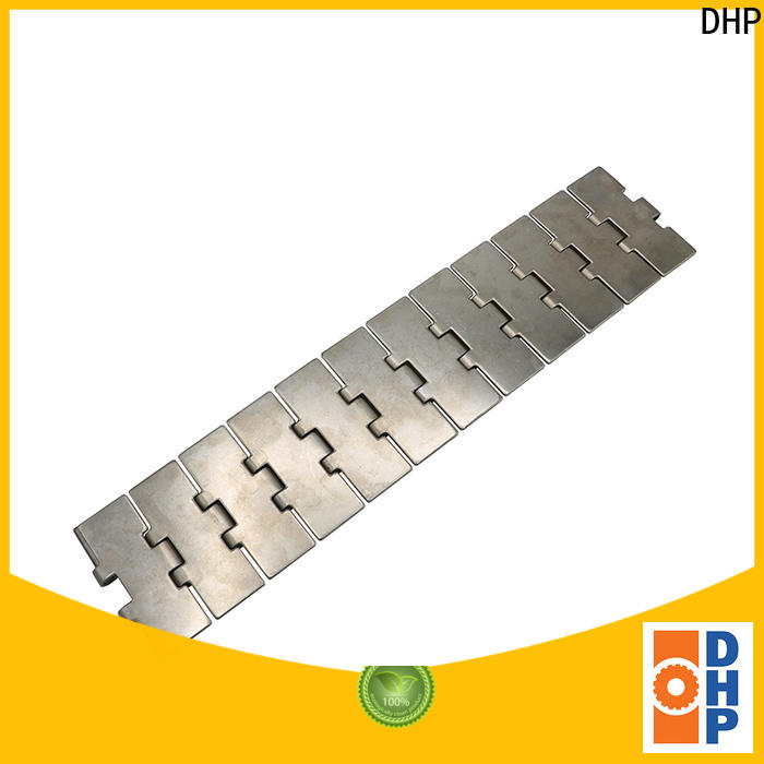 DHP POM conveyor chain suppliers series for boxes conveyor