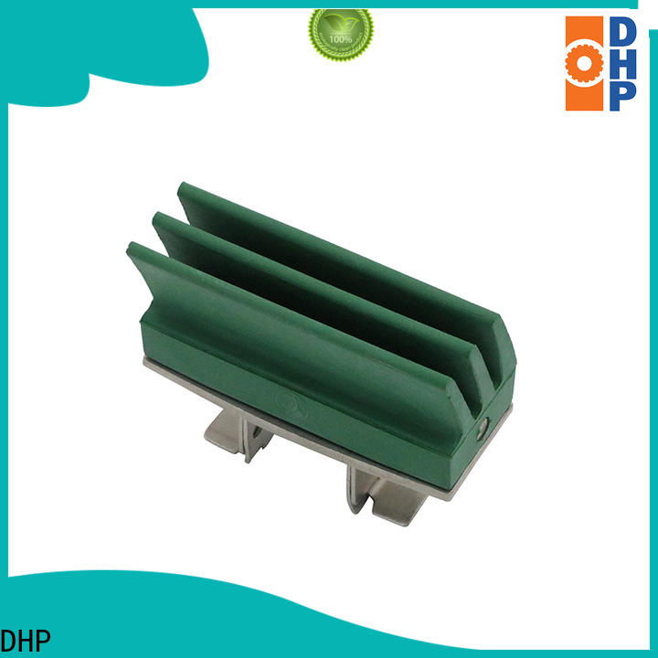 DHP double round conveyor components uk wholesale for heavy load transportation
