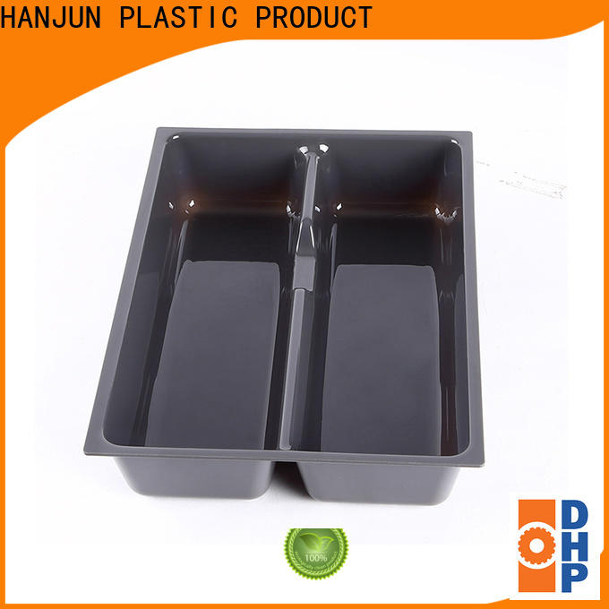 DHP ecofriendly cutlery drawer inserts customized for cabinets
