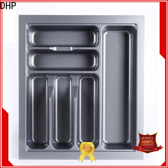 DHP vacuum cutlery divider wholesale for cabinets
