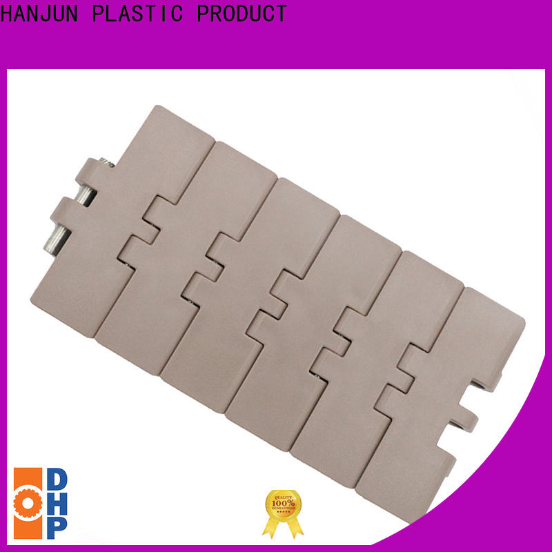 modular plastic conveyor chain stainless steel wholesale for boxes conveyor