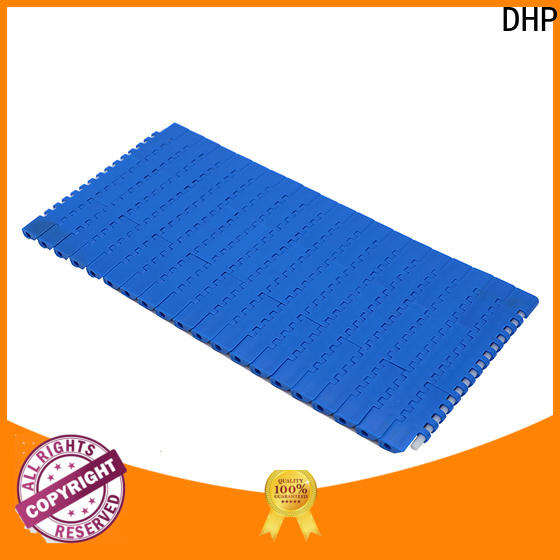 DHP long lasting plastic conveyor chain manufacturers manufacturer for boxes conveyor