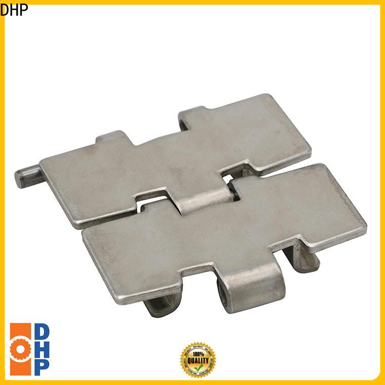 flexible plastic conveyor chain POM series for boxes conveyor