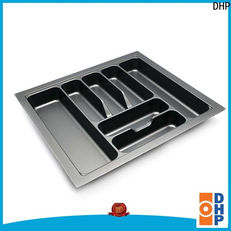 DHP vacuum cutlery organizer supplier for cabinets