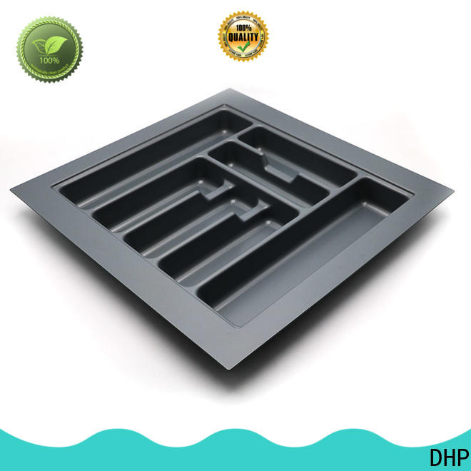 DHP vacuum silverware drawer organizer supplier for cabinets