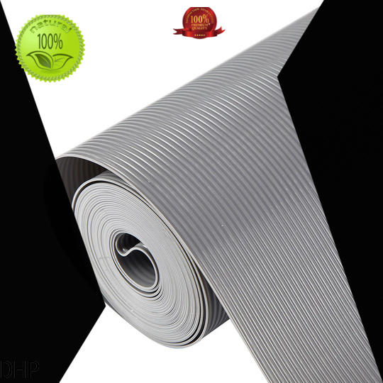 DHP high-strength rubber non slip mat roll manufacturer for table