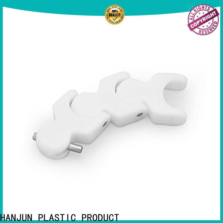 DHP flexible plastic conveyor chain manufacturers manufacturer for food conveyor