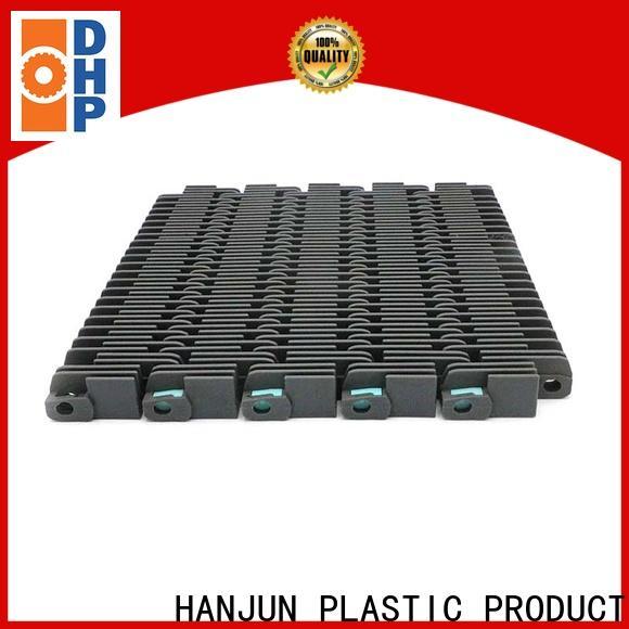 wear resistant modular conveyor belt pom material customized for conveyor machinery