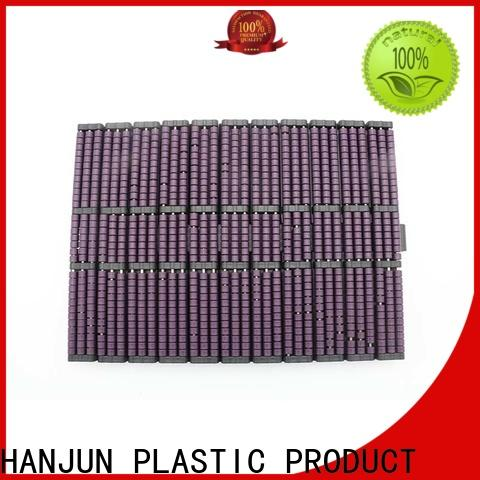 DHP antistatic conveyor chain manufacturers series for boxes conveyor