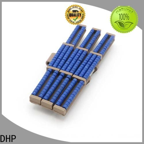 DHP low noise conveyor chain suppliers series for food conveyor