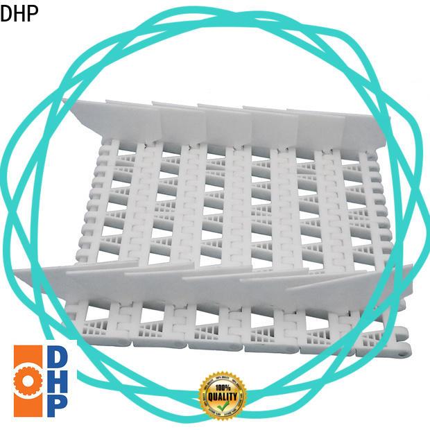 DHP modular conveyor belt manufacturers manufacturer for PET bottle conveyor